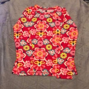 Tea Collection Flowers  Swimming Top 12